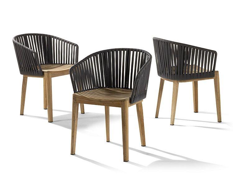 Sedie Da Esterno In Plastica.Sedie Da Giardino In Plastica Dal Design Moderno Sedie Da