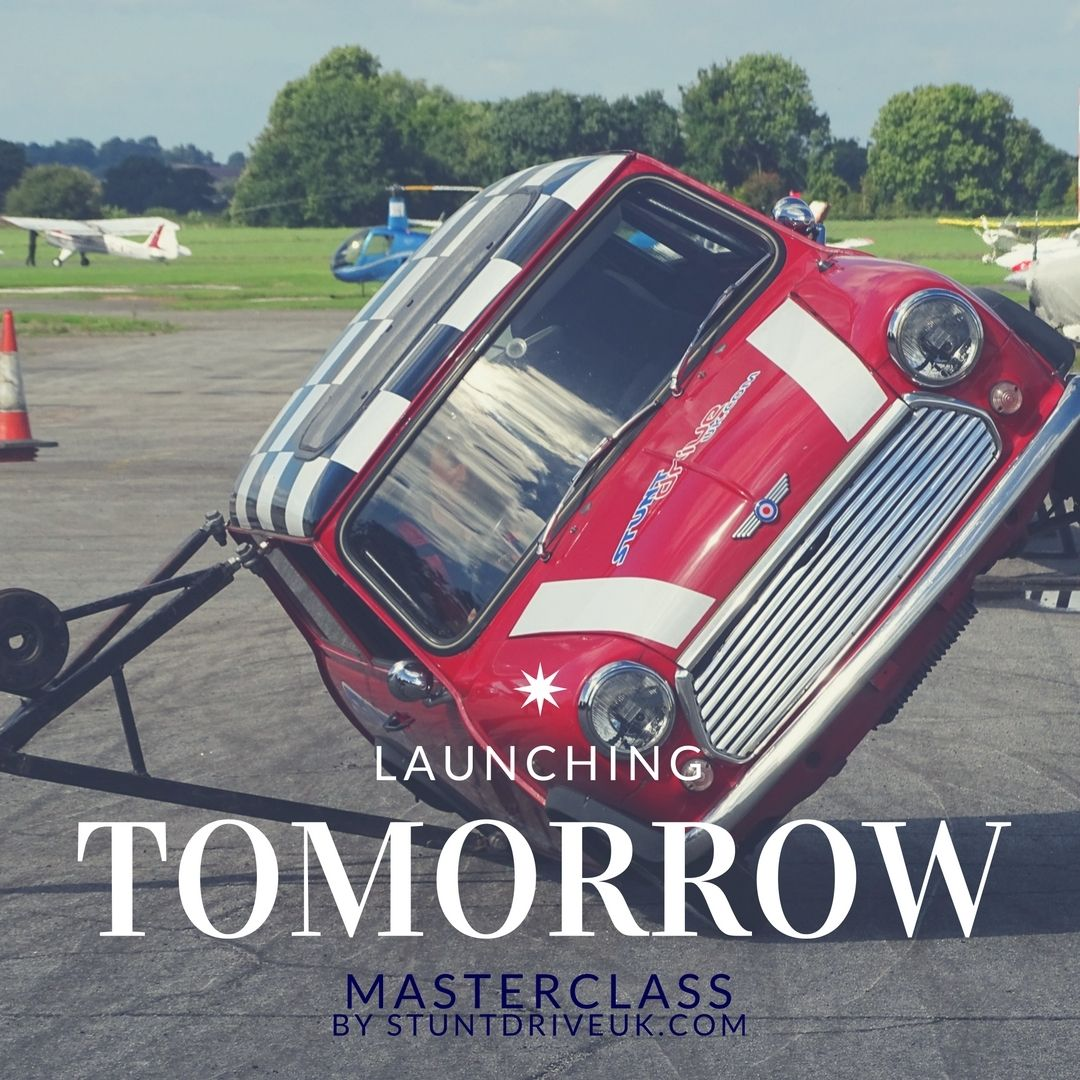 1 Day To Go Stunts Driving Experience Toy Car
