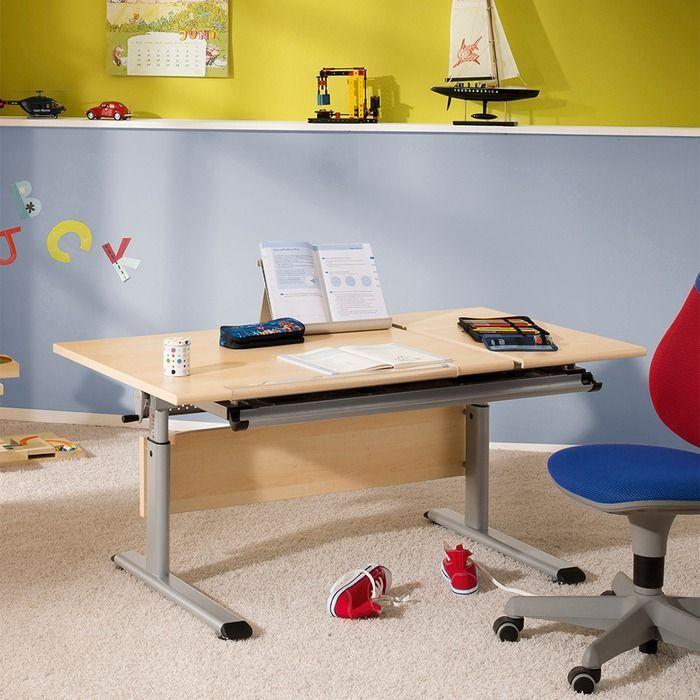 Schreibtisch Marco 2 Gt 130 Ahorn In 2020 Schreibtisch Eckschreibtisch Tisch