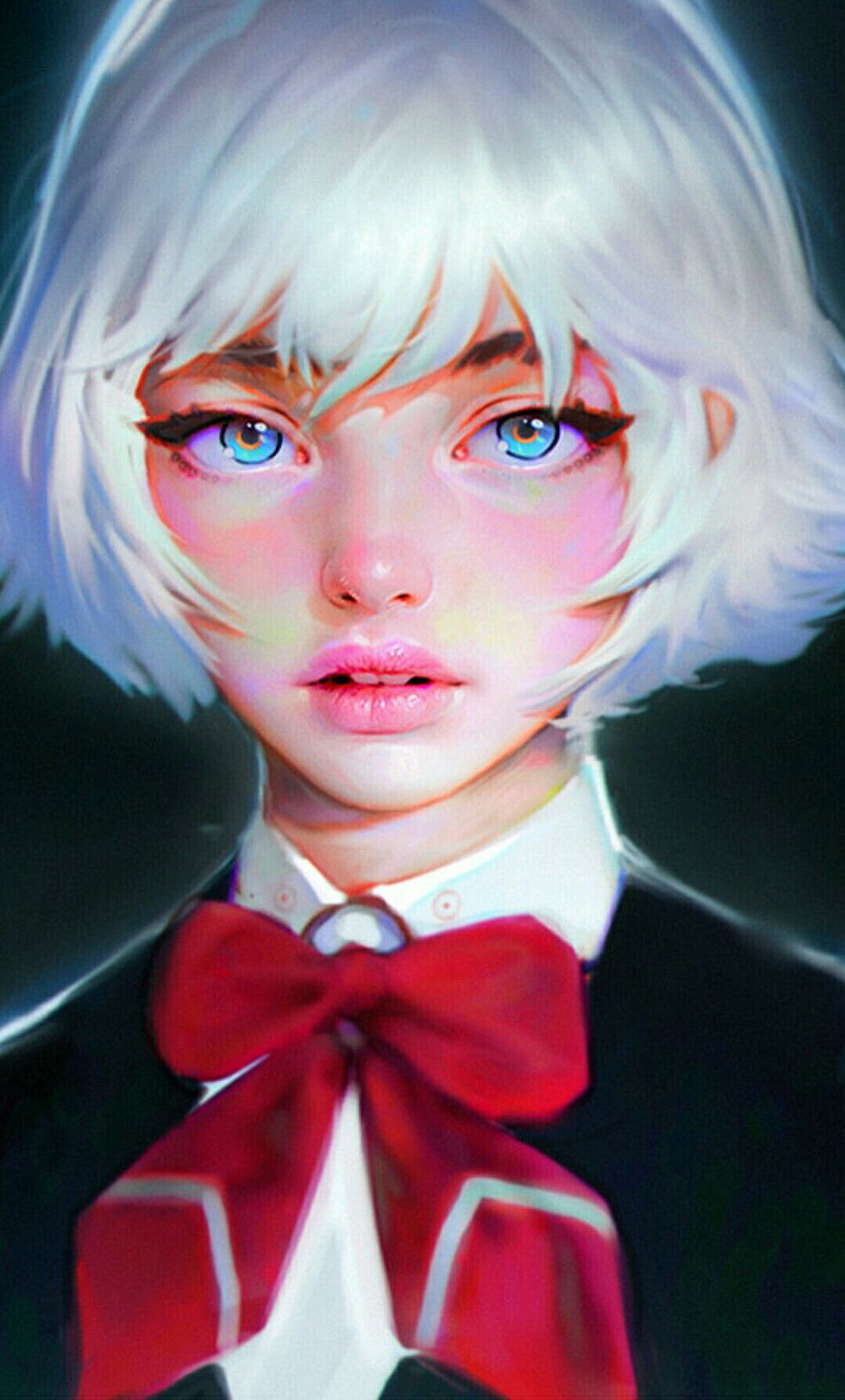 By Irakli Nadar Digital Portrait Digital Painting Portrait Portrait
