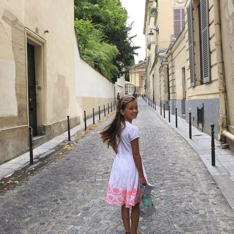 2 Days in Paris - The Simple Proof
