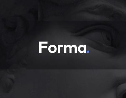 다음 @Behance 프로젝트 확인: \u201cForma UI Kit\u201d https://www.behance.net/gallery/46748785/Forma-UI-Kit
