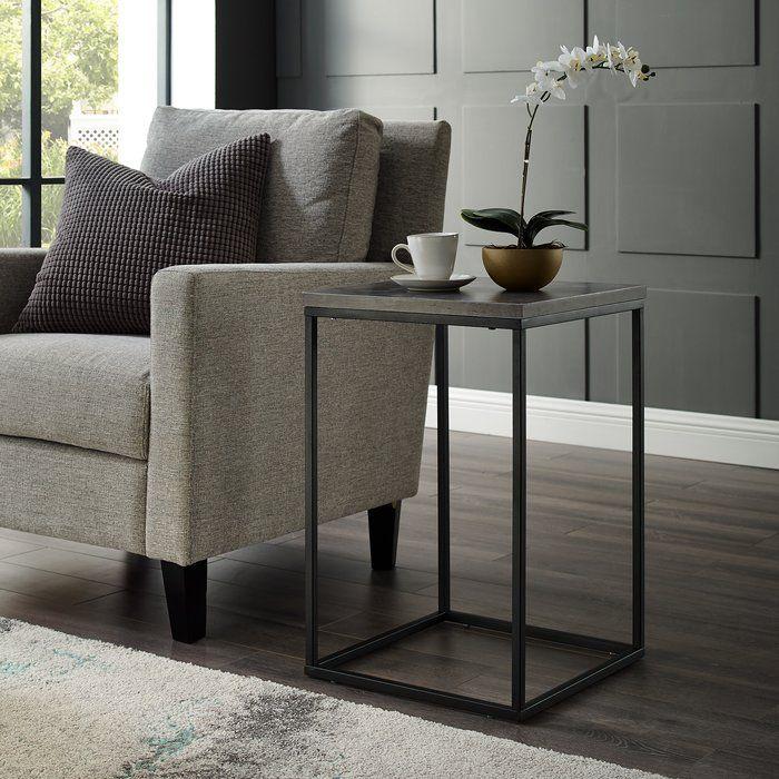 2586da5cd50f3 Salvatore Side Table   Lu   Table, Sofa tables, End tables