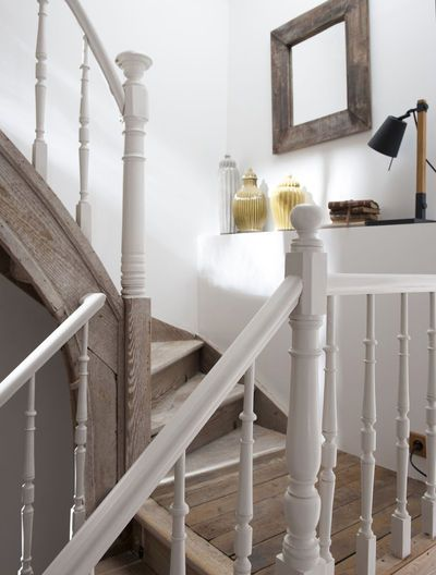 Am nagement escalier 4 strat gies pour rafra chir l - Escalier interieur castorama ...