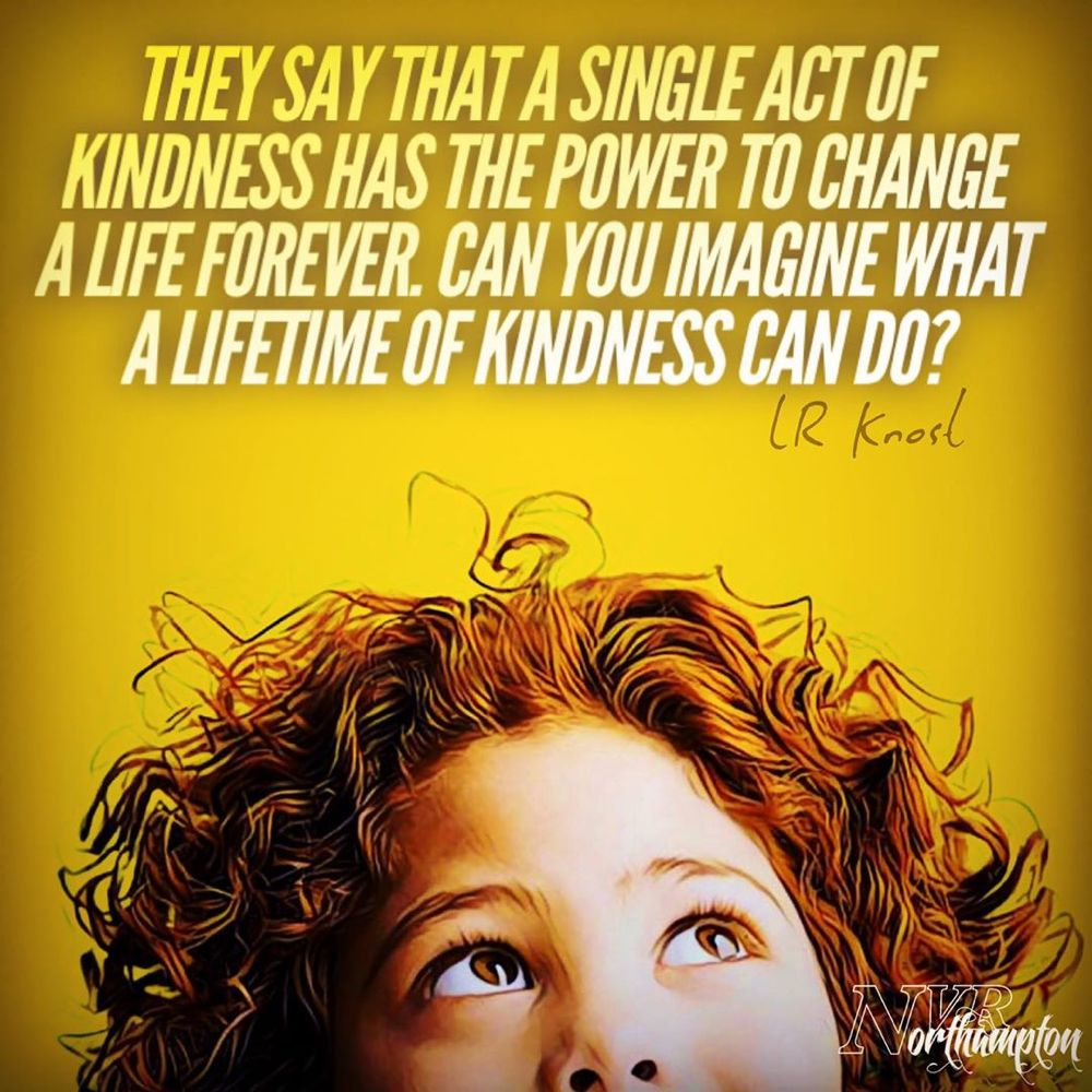 They Say That A Single Act Of Kindness Has The Power To Change A Life Forever Can You Imagine What A Life Peaceful Words Conscious Parenting Parenting Quotes