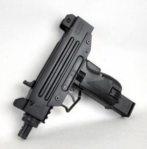 Walther IWI UZI Pistol  22 LR *NIB*  579 03 01  Modelled