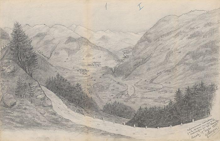 Der Bau Der Gotthardbahn Die Sudliche Zufahrtslinie Zum Gotthardtunnel Etheritage Gotthard Tunnel Zufahrt Bau