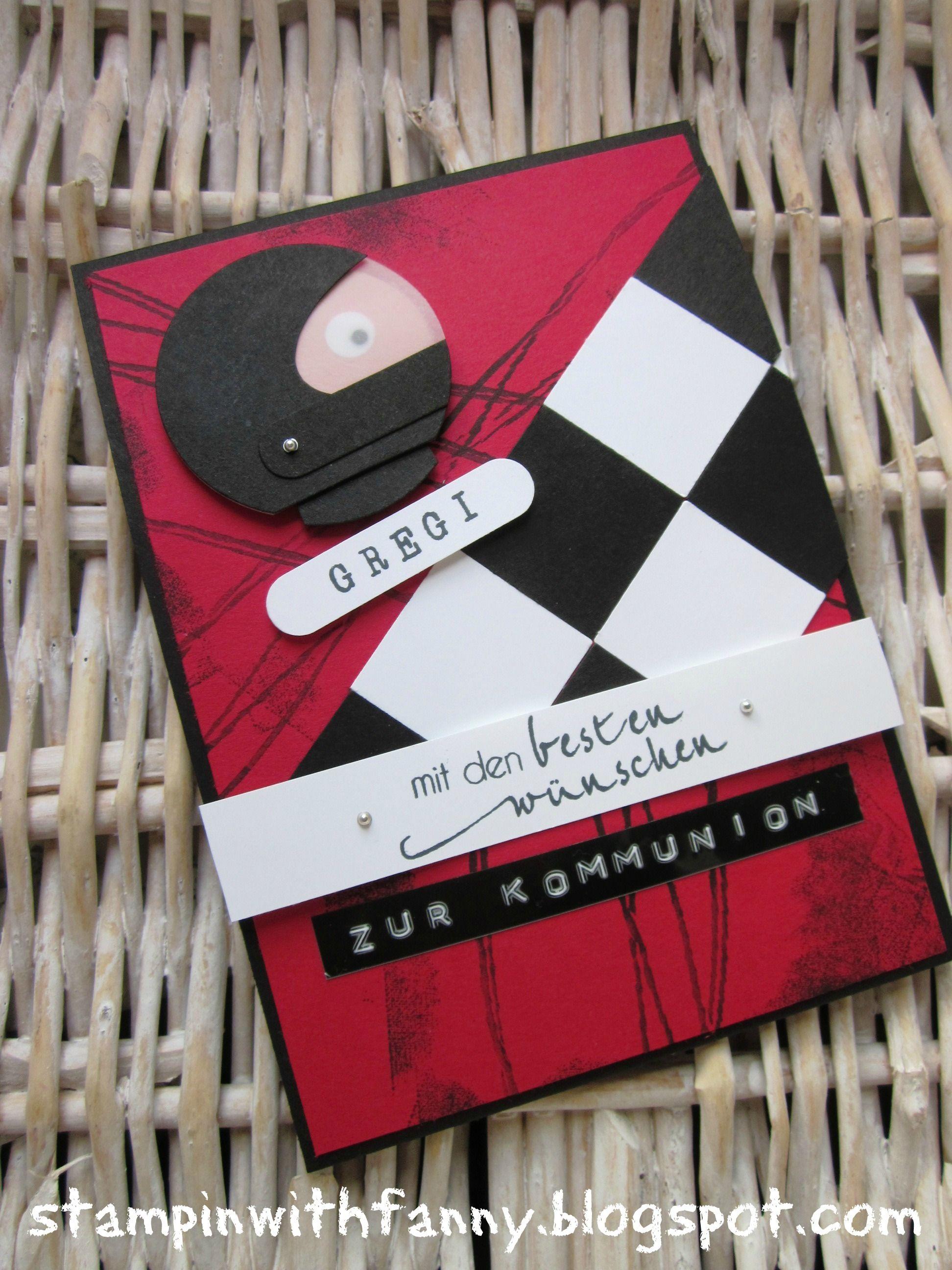 Gutschein Zum Kartfahren Mit Dem Envelope Punch Board Gutschein Basteln Gutscheine Kartfahren