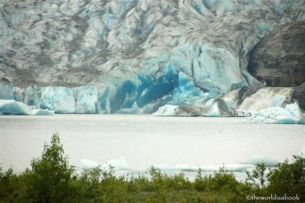 5 Free Things to do in Juneau, Alaska Mendenhall Glacier