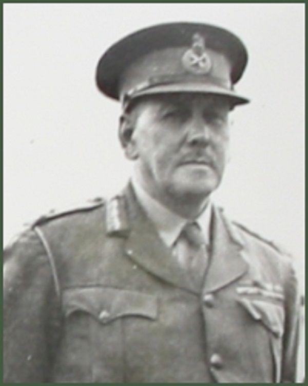 Lieutenant-General George Edwin Brink (27