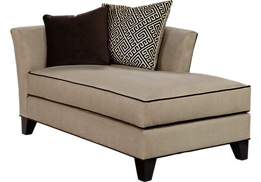 Shop For A Sofia Vergara Santorini Chaise At Rooms To Go Find