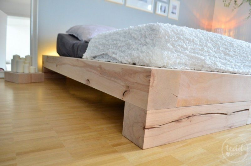 Einmal neues Schlafzimmer bitte Unser XXL Familienbett