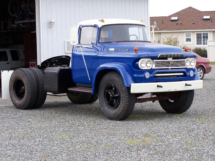 1959 Dodge D700 | Power Wagons 2 | Pinterest | Dodge ram ...