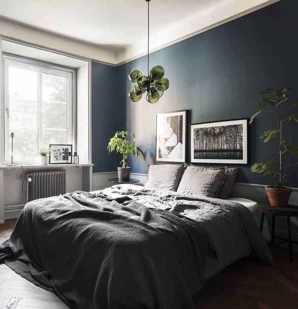 Beautiful Grey And White Bedroom, Black N Grey Bedroom