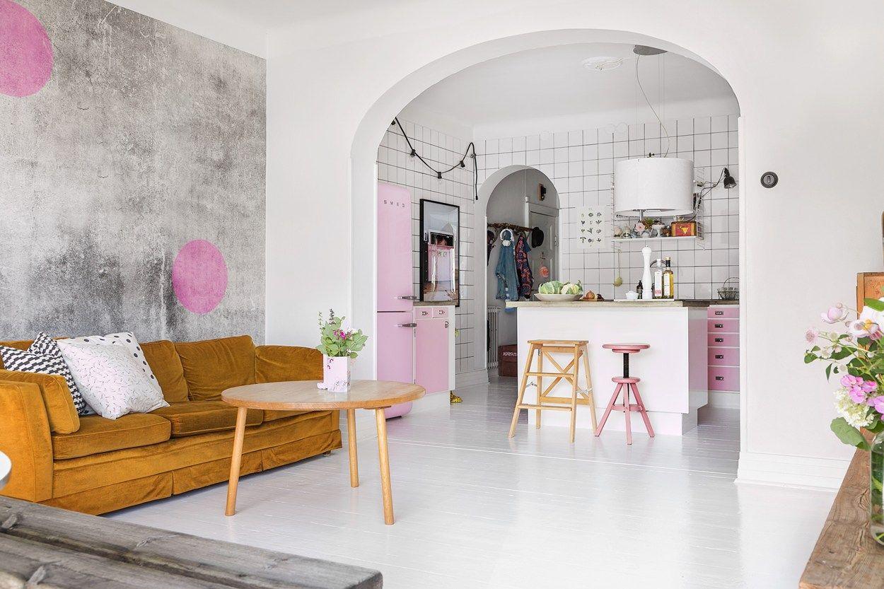 Kinderkamer met pastelkleuren woonkamer pinterest