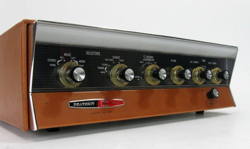 Heathkit Stereo Amplifier