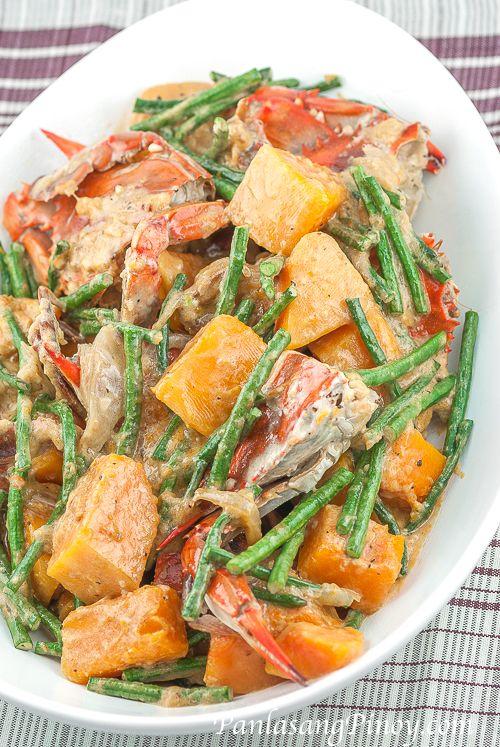 Photo of Ginataang Sitaw at Kalabasa with Crabs Recipe