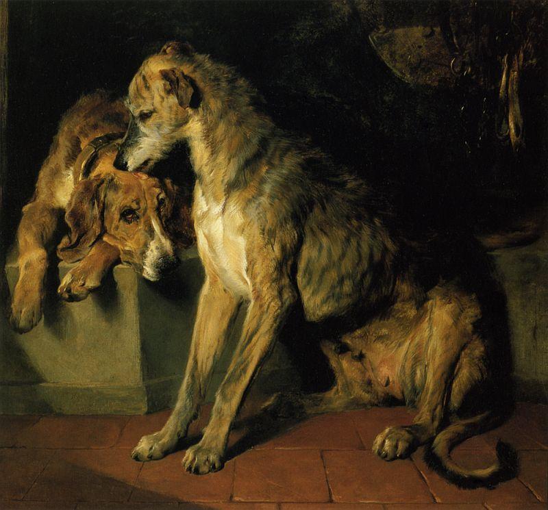 Segundo post con una selección de obras de uno de los pintores británicos clásicos especialistas en perros que más me gustan. Para más in...