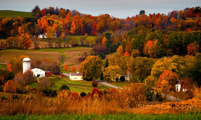 Upstate New York Farmhouses For Rylie She 39 S Obsessed With Farms Pinterest Vacation Road
