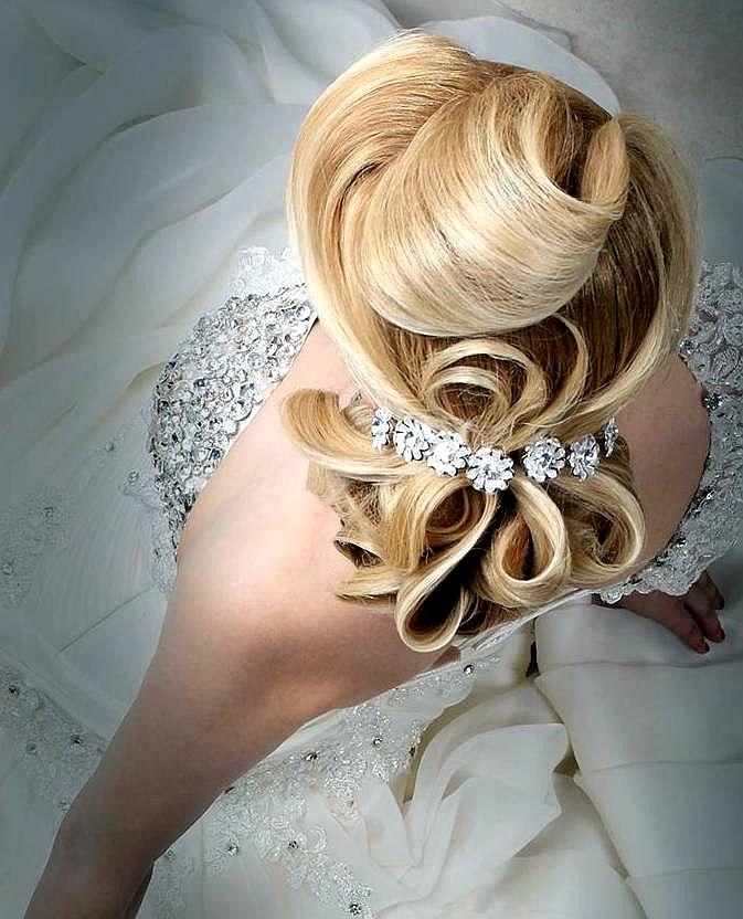 Russian Hairstyles Competition Hair Ballroom Dance Work Updo Designs Wedding Avant Garde