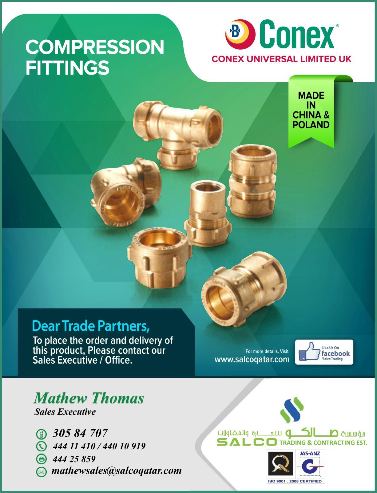 Conex compression fittings | pipe and fittings | Pinterest | Pipes ...