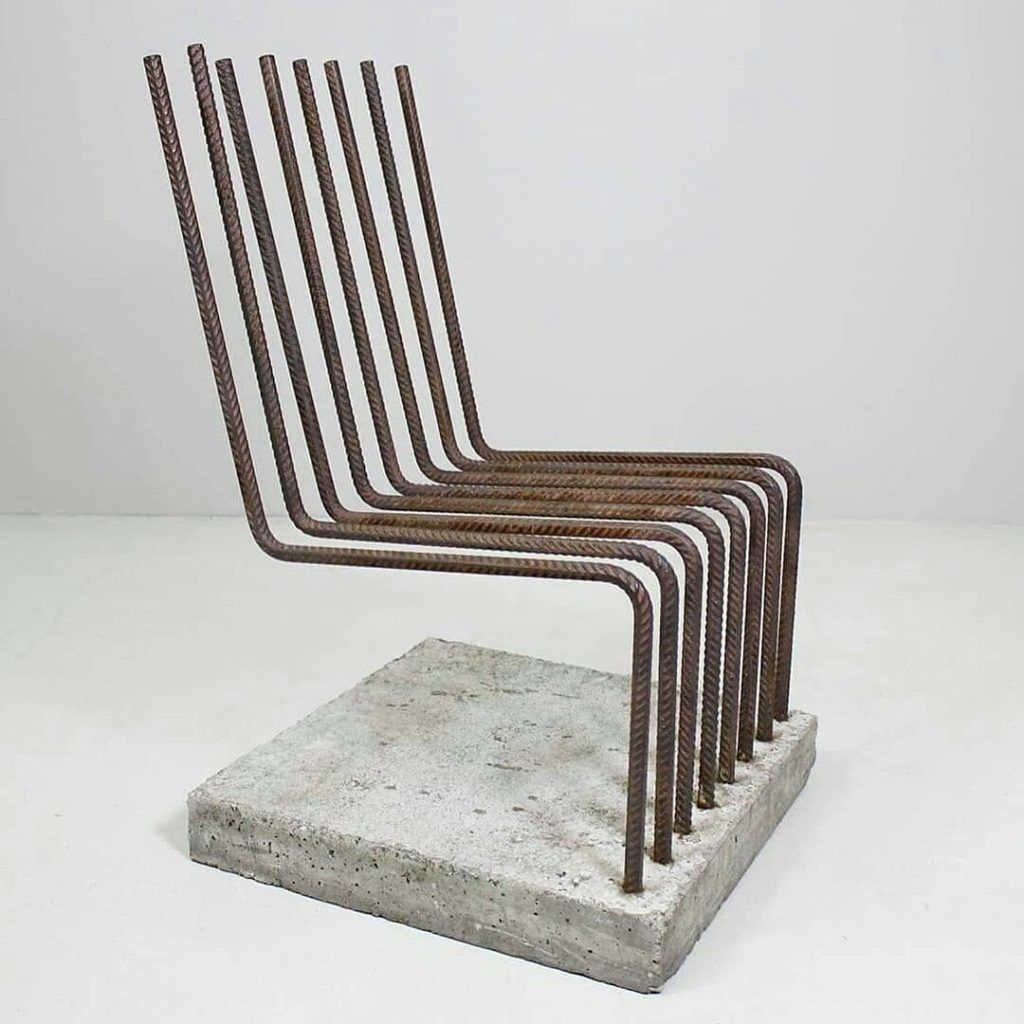 8 The Most Creative Designed Chair Ideas From 819  Concrete