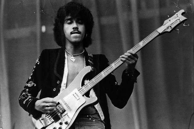 Phil Lynott - Thin Lizzy # 06 || my 15 most favorite bassists
