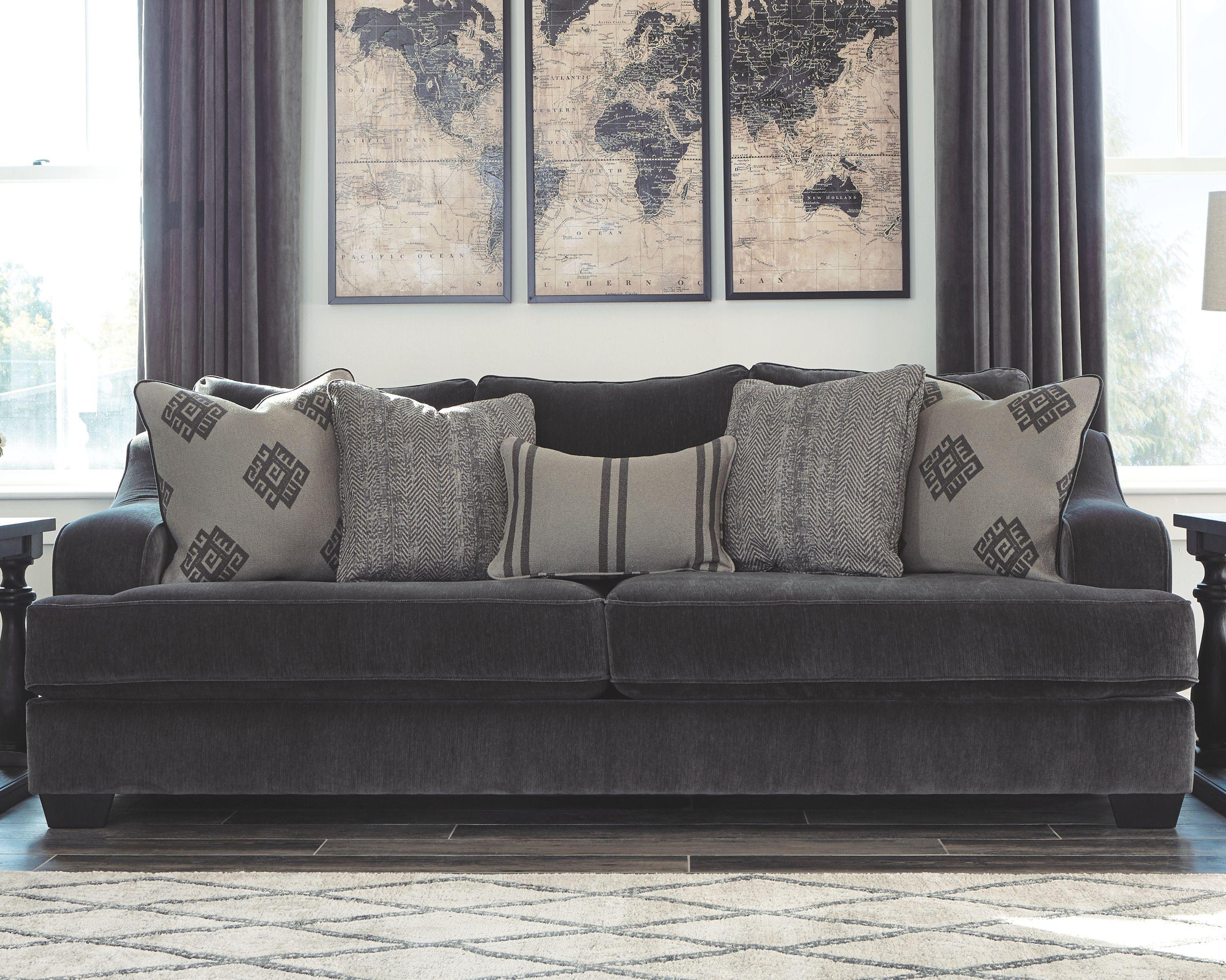 Corvara sofa ink sofa loveseat set couch loveseat
