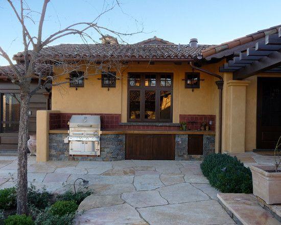 Bbq Patio Design Ideas Pictures Remodel And Decor Patio Small Backyard Patio Colorful Patio