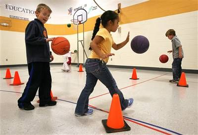 Physical education and character education go hand in hand
