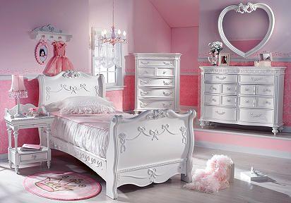 Disney Princess White 4 Pc Twin Sleigh Bedroom Rooms To Go Kids Kids Bedro Princess Bedroom Decor Girl Bedroom Decor Rooms To Go Kids