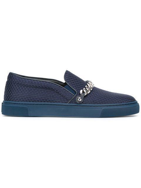 Explore Blue Sneakers, Blue Shoes, and more! LOUIS LEEMAN ...