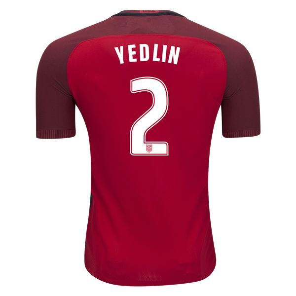 5a5b11bf1 Nike DeAndre Yedlin USA Authentic Third Jersey 2017