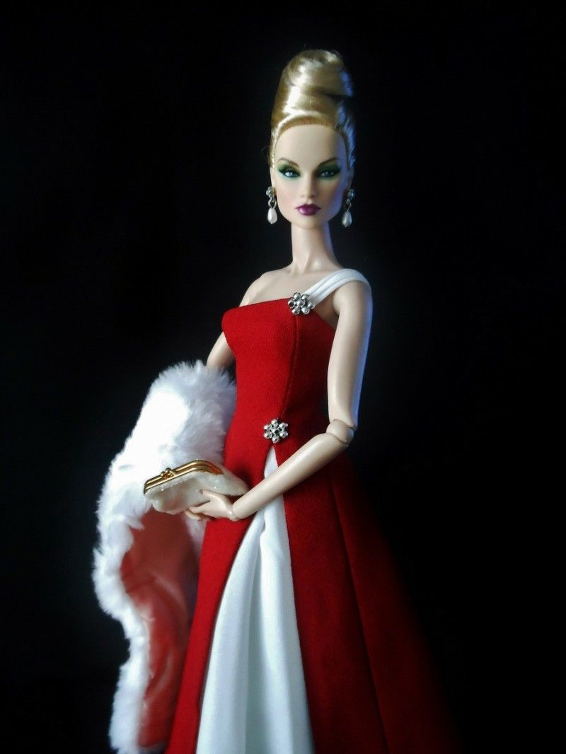 Pin on Doll Couture Fashion