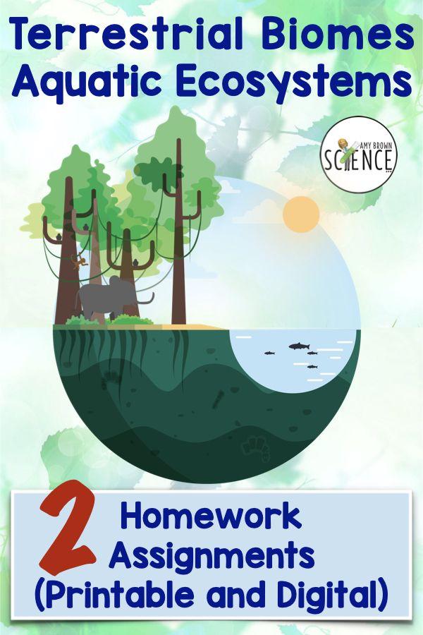 6 10 Aquatic Biomes Manual Guide