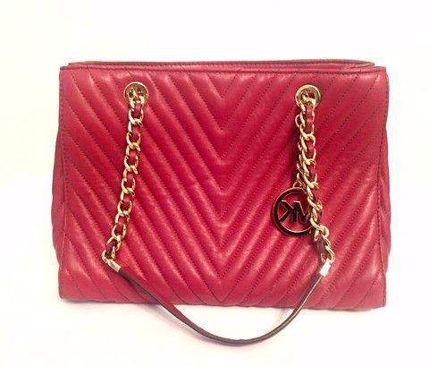 45d2be412de3 Michael Kors 'Susannah' Tote Bag   Gently Used     Women's Bags ...