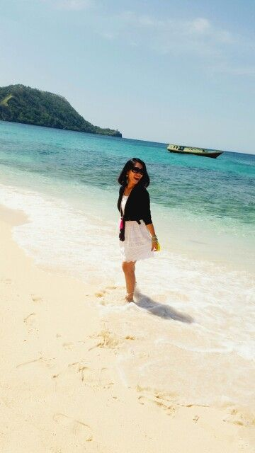 I love beach!