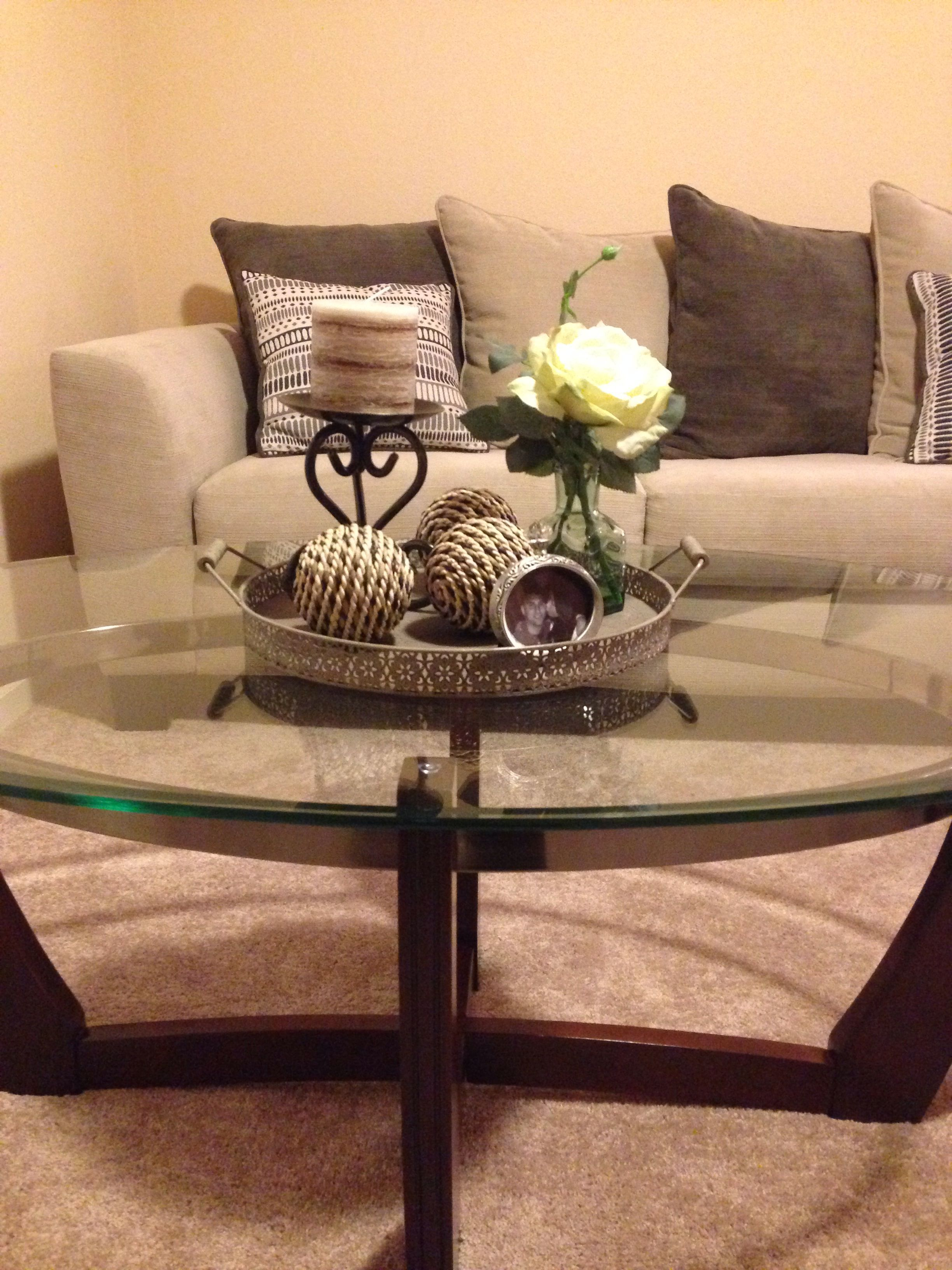 Center table decor (With images) | Decor, Center table ...