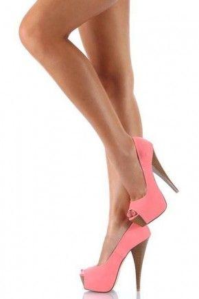 Zapatos fucsia Tacón de aguja para mujer TSpQ9qosU
