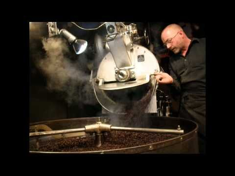 The Diedrich Coffee Roaster - YouTube