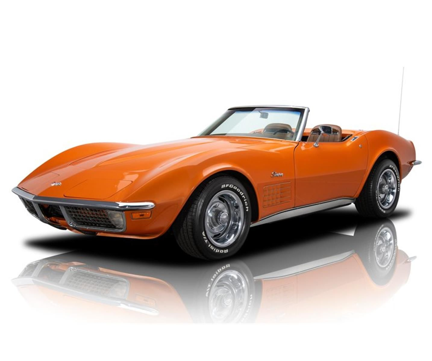 Large Photo Of Classic 1971 Corvette 39 900 00 Nk3u