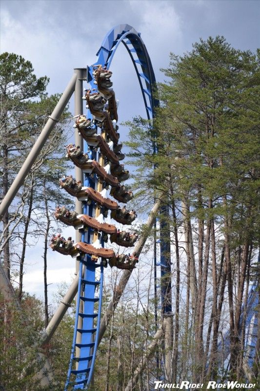 Dollywood - Wild Eagle So Excited to ride! WOW what a ride
