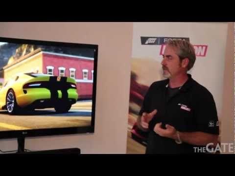 Forza Horizon media preview with Jon Knoles @Airship37 Event Venue