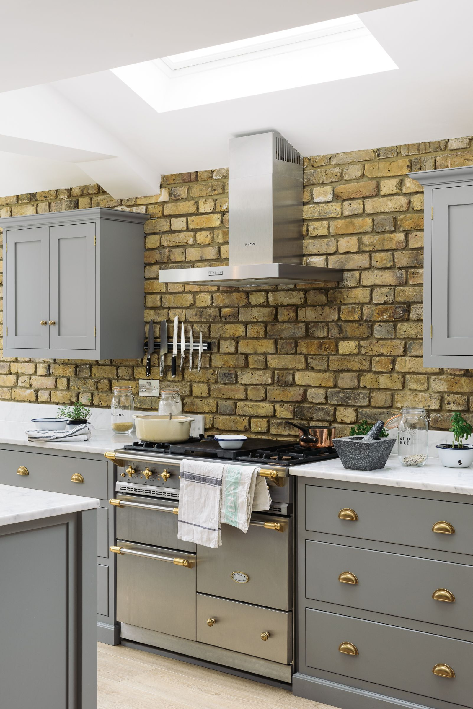 This stylish Lacanche range cooker looks so wonderful amongst our ...