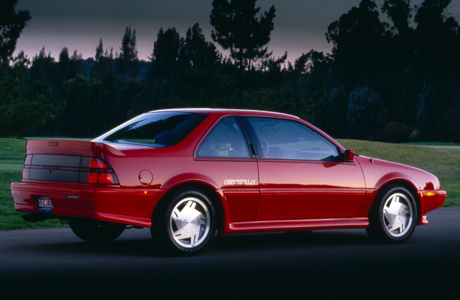 Red 1991 Chevy Beretta one of the cars we had when I was a kid.My ...