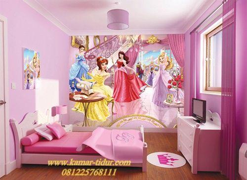 Kamar Tidur Anak Perempuan Frozen Set Tempat Tidur Frozen Kamar Putri Kamar Tidur Anak Perempuan Kamar Tidur Putri