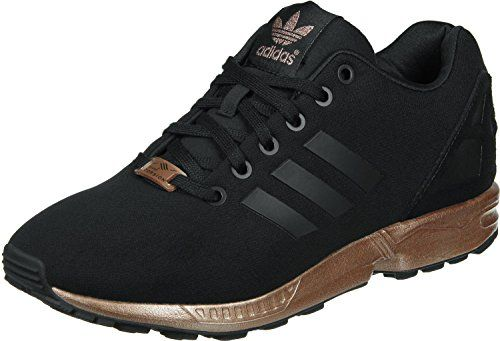 50b999edc3050 adidas originals ZX Flux Sneaker Schuh S78977. Womens Adidas Zx Flux Core Black  Copper ...