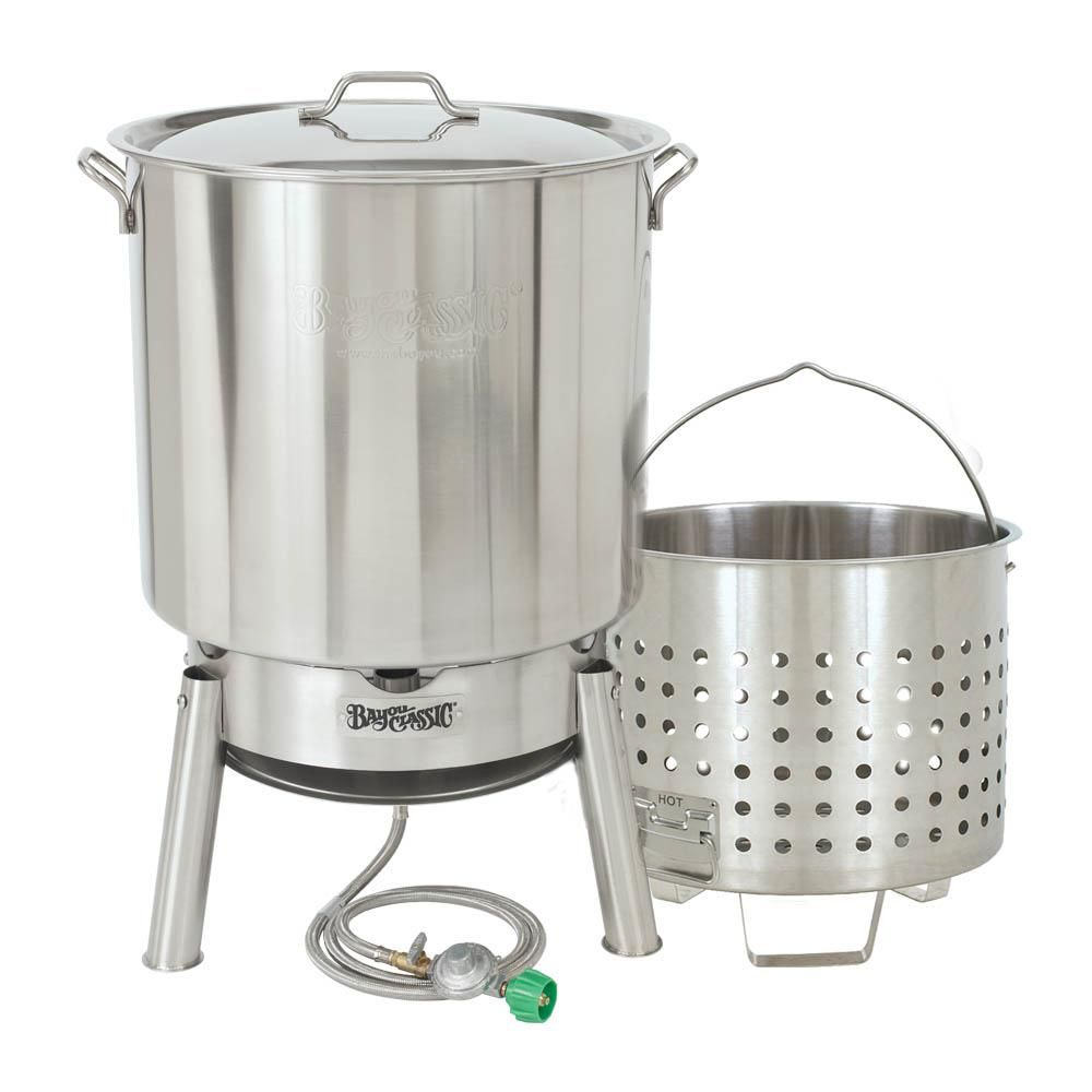 Bayou Classic 82 Qt. Stainless Steam And Boil Kit-KDS-982