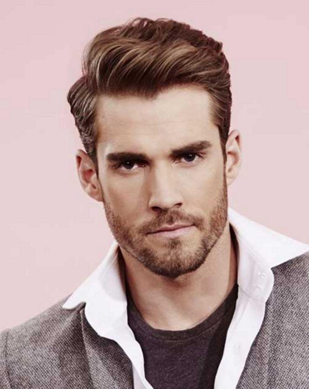 Mens haircuts widows peak  best men hairstyles for men will look more handsome  men