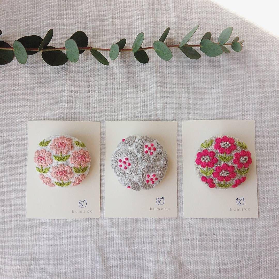 春はやっぱりピンクかな♥ TRUNKさん@trunk2007 のイベント、「宮島・Haru・さくら」展に向けて製作しています✊…